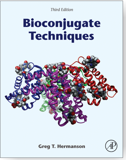 Bioconjugate Techniques, Third Edition cover, v2