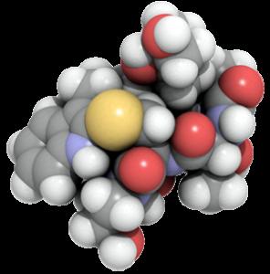 Phaloidin, 3D structure, Logo image