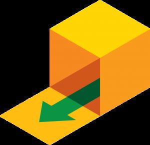 3D Cube Icon 6 copy