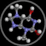 Icon 4, Theobromine, circle