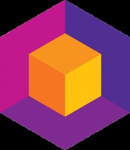 3D Cube Icon 1 copy