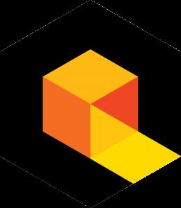 3D Cube Icon 4 copy